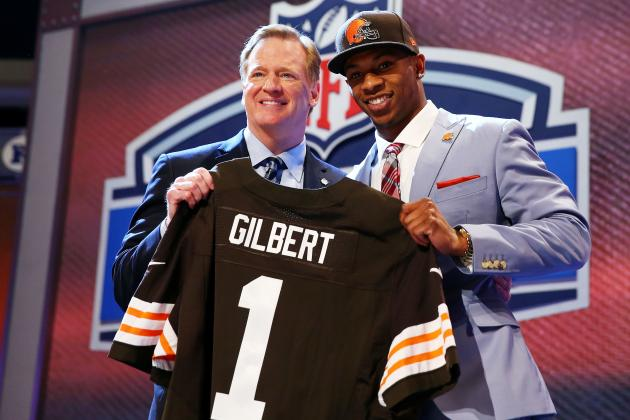 Mike Pettine Makes His Presence Felt Immediately by Adding Justin Gilbert