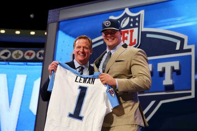 How Taylor Lewan Fits with Tennessee Titans
