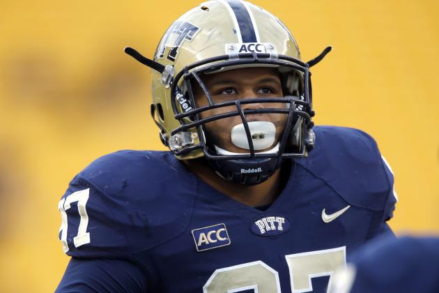How DT Aaron Donald Fits with the St. Louis Rams