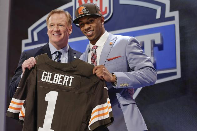 How Justin Gilbert Fits with the Cleveland Browns