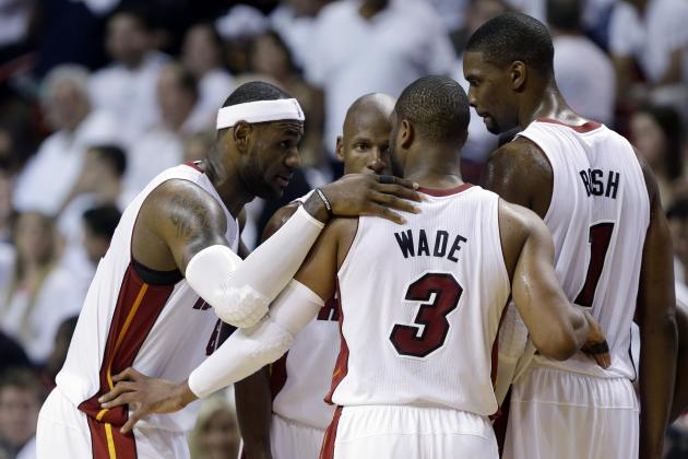 Best- and Worst-Case Scenarios for Miami Heat's Offseason