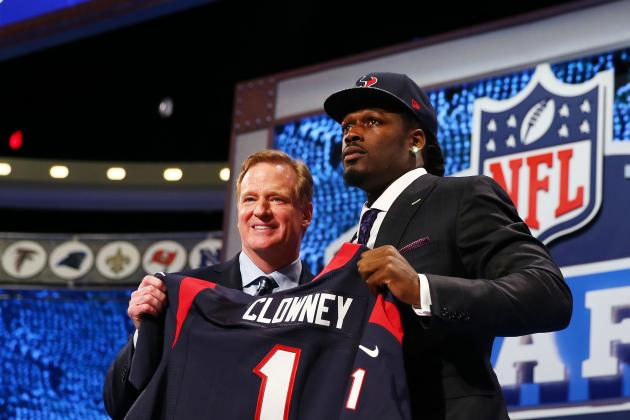 NFL Draft Grades 2014: Full Results, Analysis and Reaction from Round 1