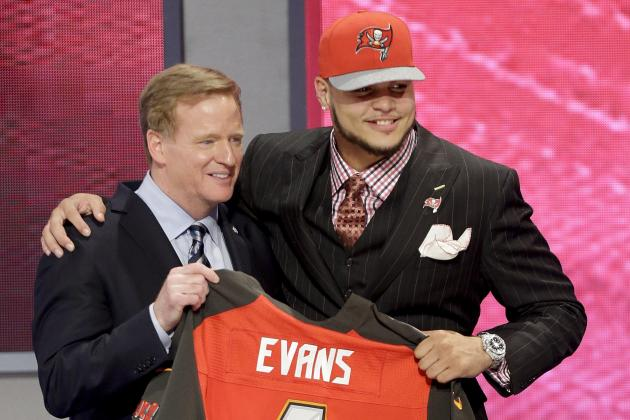 How Mike Evans Fits with the Tampa Bay Buccaneers
