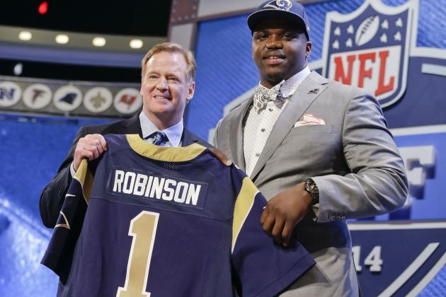 Greg Robinson Not the Sexy Pick, but Exactly What Rams Needed at No. 2