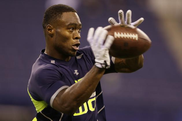 New Orleans Saints Select Brandin Cooks After Trade with Arizona Cardinals
