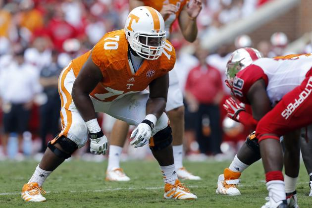 Dolphins Reach for Need to Select Tennessee T Ja'Wuan James