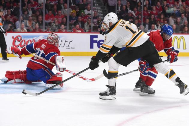 Boston Bruins vs. Montreal Canadiens Game 4: Live Score and Highlights