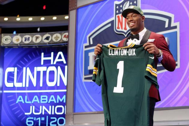 How Ha Ha Clinton-Dix Fits with the Green Bay Packers