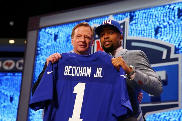 How Odell Beckham Jr. Fits with the New York Giants