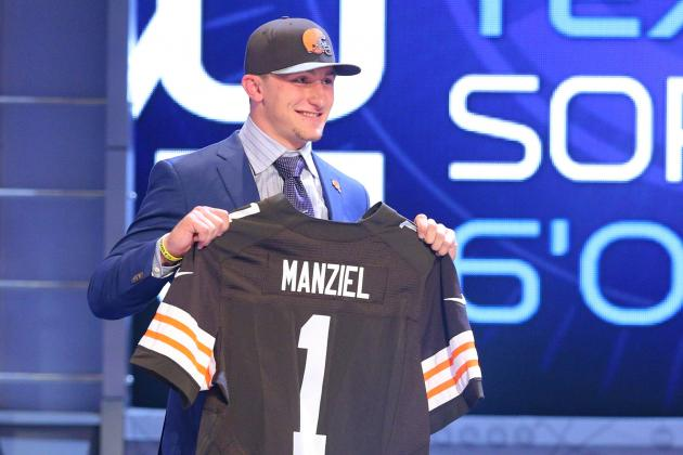 Debate: Predict Manziel's Stats in His Rookie Year