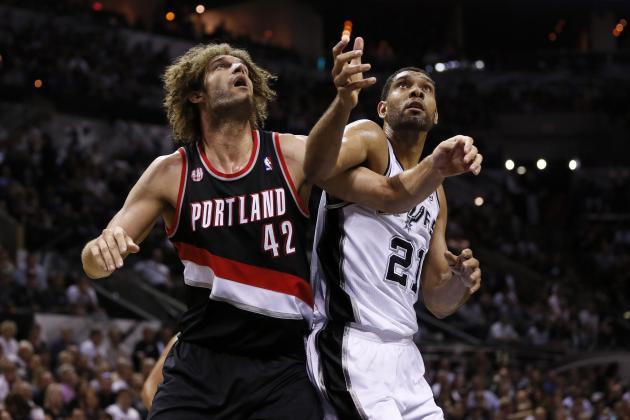 Portland Trail Blazers vs. San Antonio Spurs: Game 2 Grades and Analysis