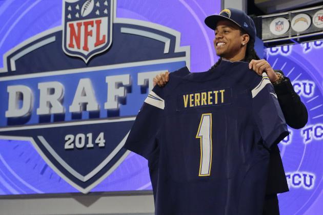 Debate: Predict Verrett's Stats in 2014