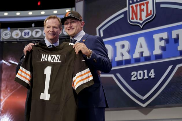 How Johnny Manziel Fits with the Cleveland Browns