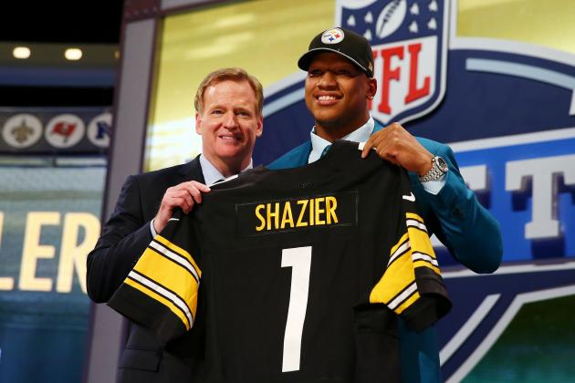 Steelers Reach for Need in Round 1 with Ryan Shazier