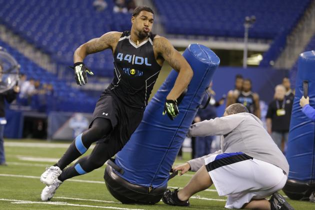 Twitter Reacts as Marcus Smith Is Selected by Eagles in 2014 NFL Draft