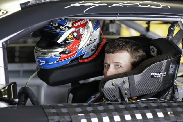 Is the Worst of Kasey Kahne's 2014 NASCAR Sprint Cup Season Behind Him?