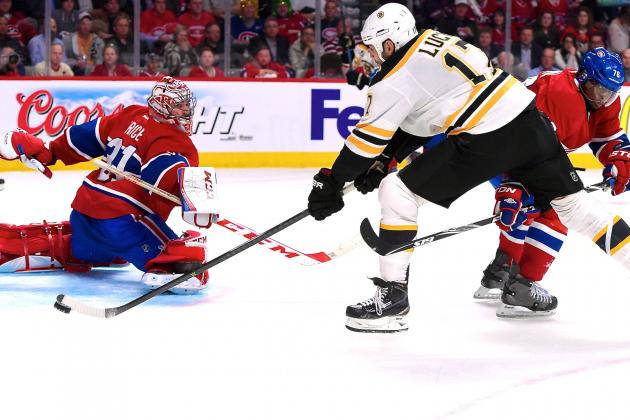 Canadiens vs. Bruins: Game 4 Score and Twitter Reaction from 2014 NHL Playoffs