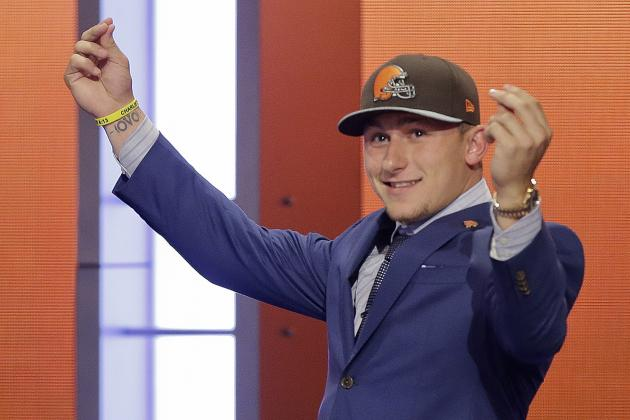 2014 NFL Draft Results: Complete List of Round 1 Grades