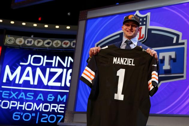 NFL Draft 2014 Results: Live Round 1 Reaction and Analysis