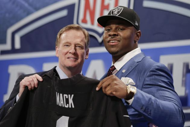 How Khalil Mack Fits with the Oakland Raiders