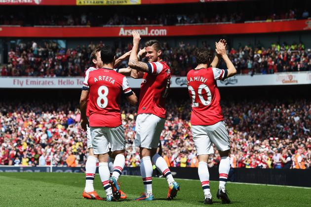 How Arsenal Will Line Up Against Norwich City