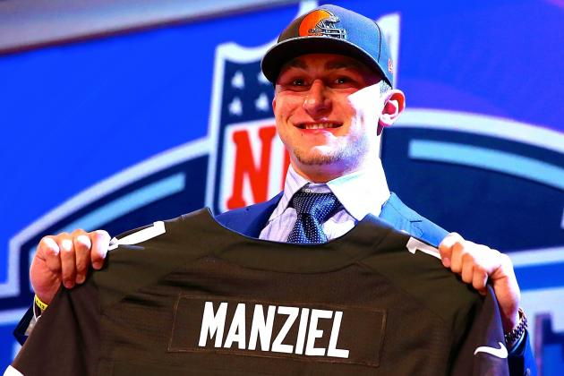 Johnny Manziel Will Be Latest Addition to Browns' Quarterback Graveyard