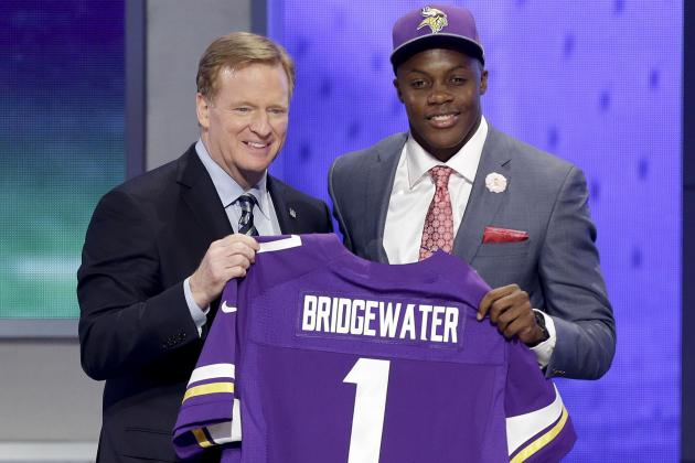 How Teddy Bridgewater Fits with the Minnesota Vikings