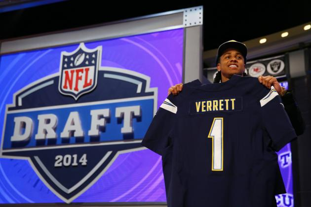 How Jason Verrett Fits with the San Diego Chargers