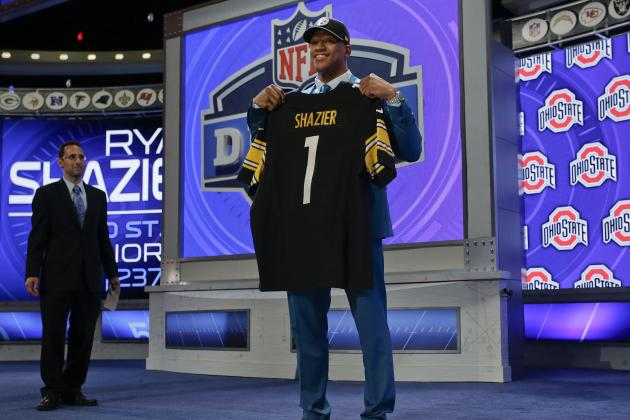 How Ryan Shazier Fits with the Pittsburgh Steelers