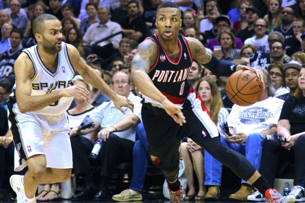 Blazers Will Need More Than Home-Court Magic to Make Spurs Series Competitive