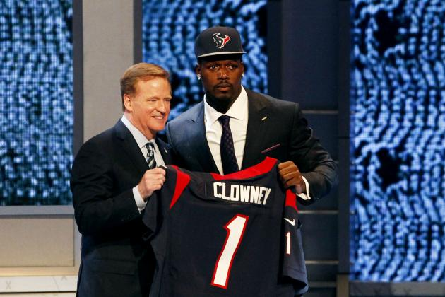 2014 NFL Draft Results: Round 1 Review and Grades for All Prospects