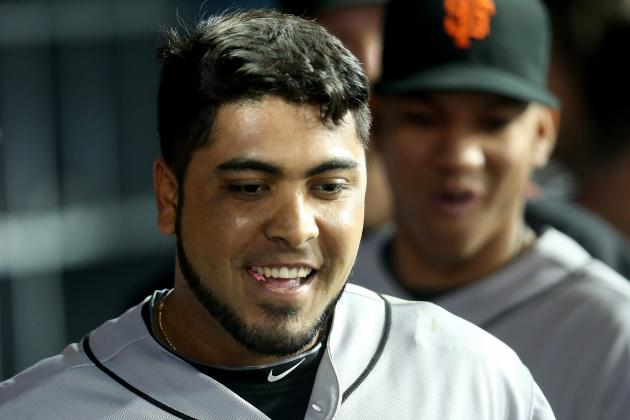 Sanchez's Sac Fly in 10th Helps Giants Top Dodgers