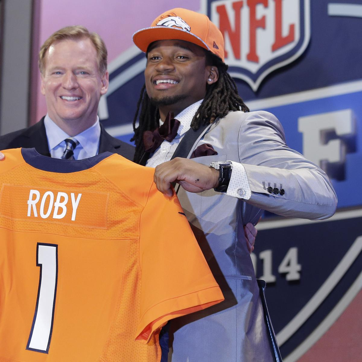 Former Broncos Player Arrested: Bradley Roby To Broncos: How Does CB Fit With Denver