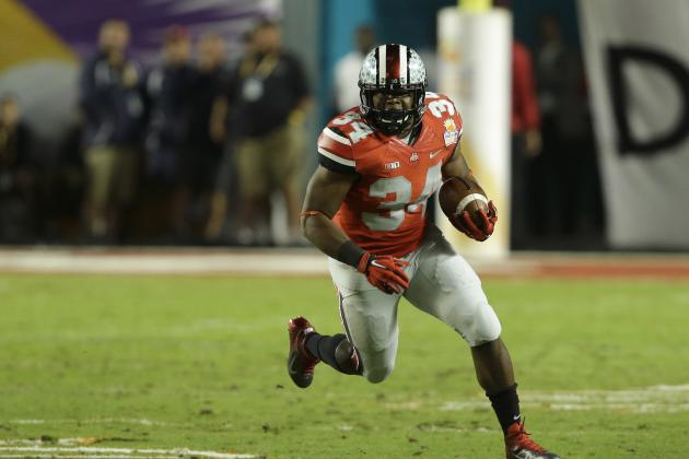 2014 NFL Mock Draft Round 2: Full List of Predictions Following Day 1 Results