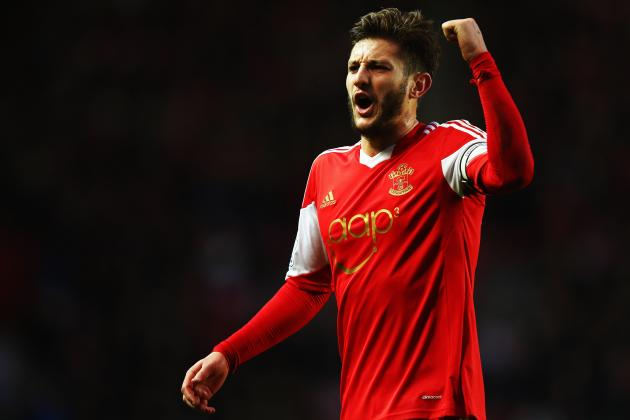 Liverpool Transfer News: Adam Lallana Bid Imminent, Latest on Fabio Borini, More