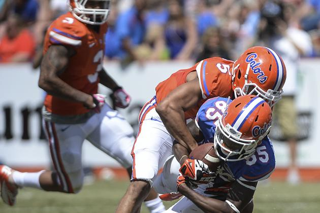 Florida Football: Can Jalen Tabor Really Be the Next Vernon Hargreaves III?