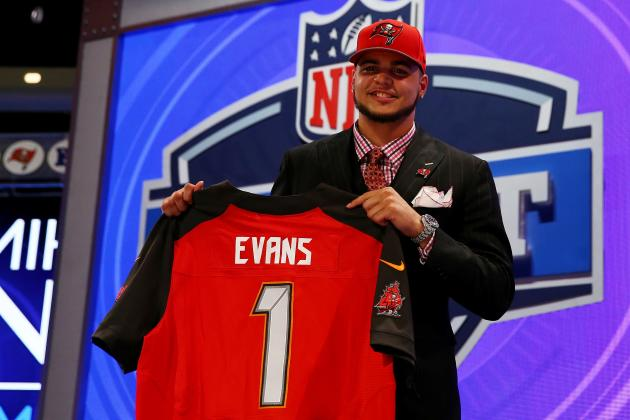 Tampa Bay Buccaneers Draft Mike Evans with the 7th Overall Selection