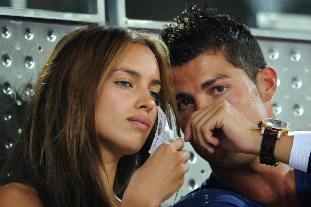 Cristiano Ronaldo's Girlfriend Irina Shayk Does Shoot for Sports Illustrated