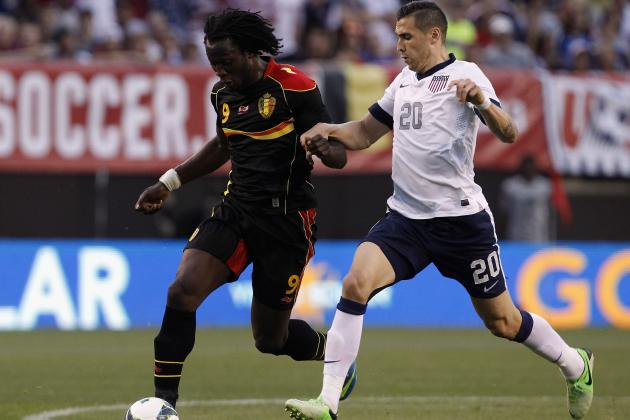 US Men's National Team Will Face Belgium in Pre-World Cup Friendly
