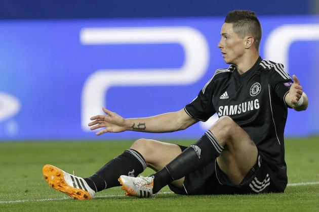 Inter Milan Ready to Offer Fernando Torres an Escape from Chelsea Nightmare