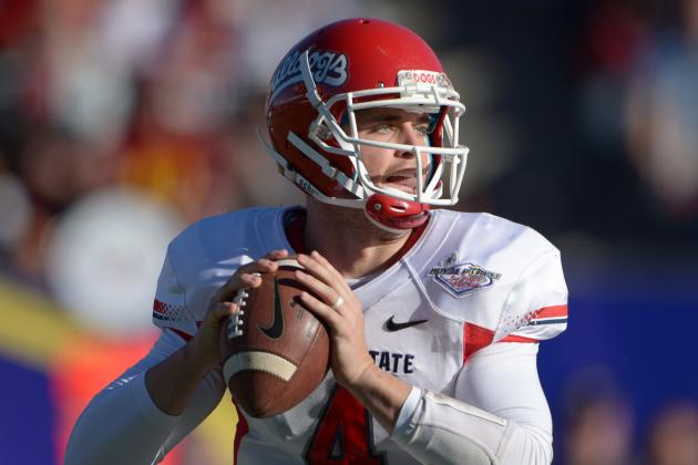 NFL Mock Draft 2014: Team-by-Team Predictions for Rounds 2 and 3