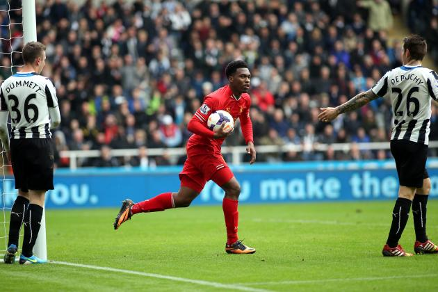 Liverpool vs. Newcastle: Date, Time, Live Stream, TV Info and Preview