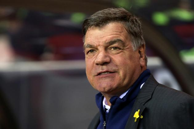 Sam Allardyce Wants Steven Gerrard and Liverpool to Win Premier League
