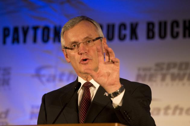 Jim Tressel Named President of Youngstown State University