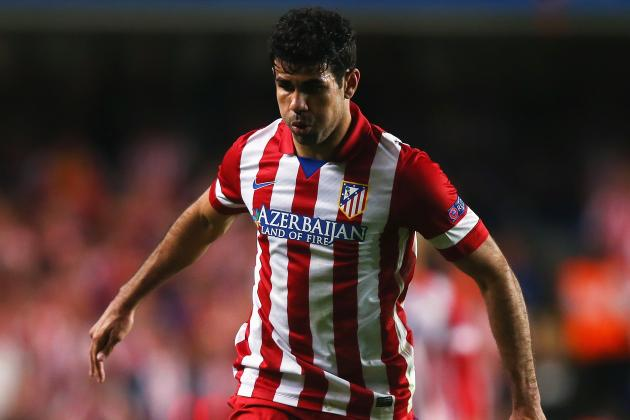 Chelsea Transfer News: Latest on Diego Costa, Ross Barkley and Thibaut Courtois