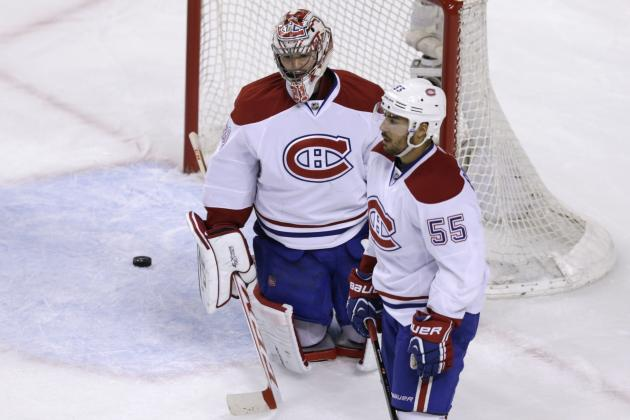 Montreal Canadiens Fail to Jump on Boston Bruins Early, Lose in Overtime