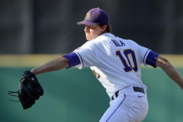 Aaron Nola: Prospect Profile for Philadelphia Phillies' 1st-Round Pick