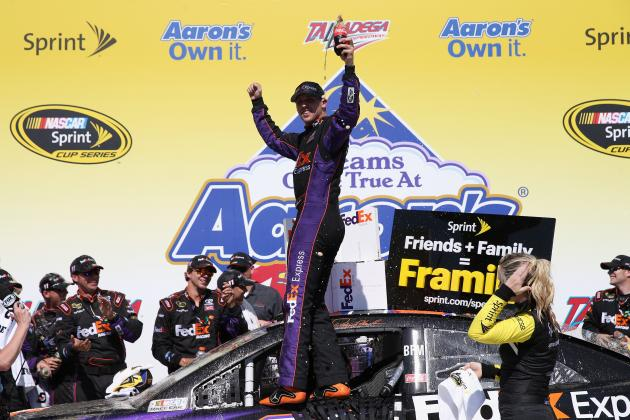 To Win at Any Cost: How the New Chase Format Is Changing NASCAR for the Better