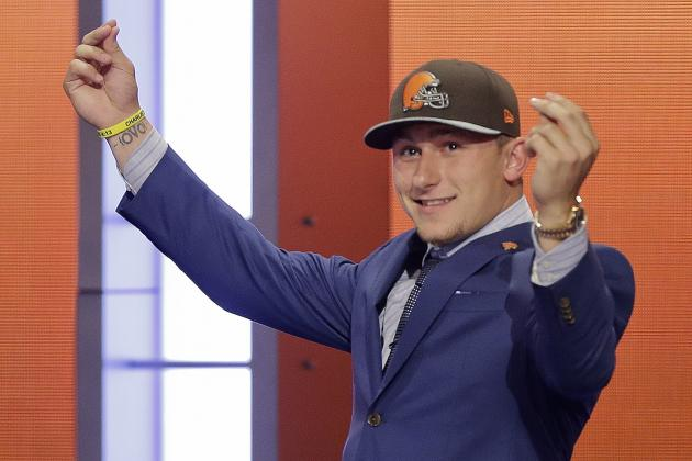 NFL Draft Winners and Losers 2014: Team-by-Team Grades from Round 1 Results