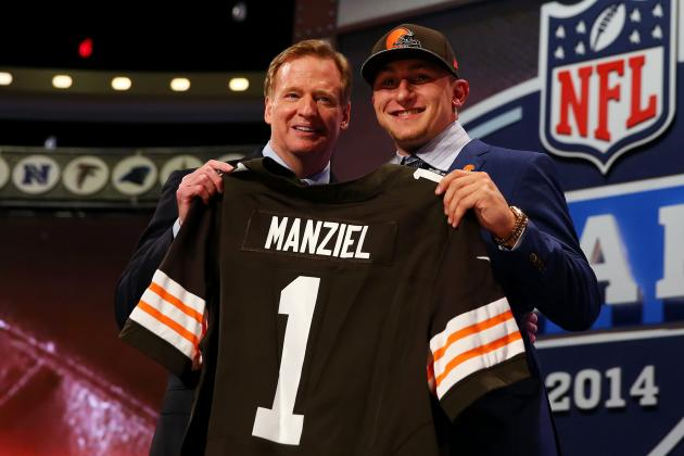 NFL Draft Schedule 2014: TV Start Time, Live Stream Coverage and More